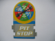 Gear No: racegametracks5  Name: Racers Game Track Piece Special Pit Stop (Pictogram)