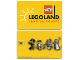 Gear No: roomkey02  Name: Room Key, Legoland Florida Resort