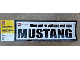 Gear No: s19cr001fr  Name: Sticker Sheet, Creator Ford Mustang Promotional (French)