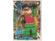 Gear No: sh1de004  Name: Batman Trading Card Game (German) Series 1 - #  4 Robin Card