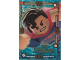 Gear No: sh1de013  Name: Batman Trading Card Game (German) Series 1 - # 13 Ultra Superman Card