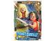 Gear No: sh1de024  Name: Batman Trading Card Game (German) Series 1 - # 24 Team Wonder Woman Card
