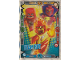 Gear No: sh1de054  Name: Batman Trading Card Game (German) Series 1 - # 54 Team Rot Card