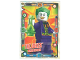 Gear No: sh1de056  Name: Batman Trading Card Game (German) Series 1 - # 56 The Joker MegaGemein Card