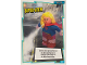 Gear No: sh1de153  Name: Batman Trading Card Game (German) Series 1 - #153 Super-Atem Card