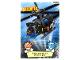 Gear No: sh1de163  Name: Batman Trading Card Game (German) Series 1 - #163 Batcopter Card