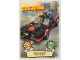 Gear No: sh1de171  Name: Batman Trading Card Game (German) Series 1 - #171 Classic Batmobil Card
