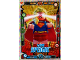 Gear No: sh1en015  Name: Batman Trading Card Game (English) Series 1 - # 15 Action Supergirl Card