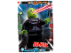 Gear No: sh1en082  Name: Batman Trading Card Game (English) Series 1 - # 82 Brainiac Card