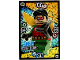 Gear No: sh1enLE11  Name: Batman Trading Card Game (English) Series 1 - LE11 Robin Limited Edition Card