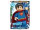 Gear No: sh1fr011  Name: Batman Trading Card Game (French) Série 1 - #11 Superman