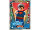 Gear No: sh1fr012  Name: Batman Trading Card Game (French) Série 1 - #12 Action Superman