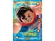Gear No: sh1fr013  Name: Batman Trading Card Game (French) Série 1 - #13 Ultra Superman