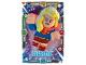 Gear No: sh1fr014  Name: Batman Trading Card Game (French) Série 1 - #14 Supergirl