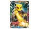 Gear No: sh1fr102  Name: Batman Trading Card Game (French) Série 1 - #102 Pyrovol