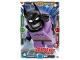 Gear No: sh1fr104  Name: Batman Trading Card Game (French) Série 1 - #104 Batzarro