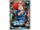 Gear No: sh1fr110  Name: Batman Trading Card Game (French) Série 1 - #110 La Ligue des Justiciers Superman
