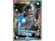 Gear No: sh1fr114  Name: Batman Trading Card Game (French) Série 1 - #114 La Ligue des Justiciers Cyborg