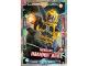 Gear No: sh1fr116  Name: Batman Trading Card Game (French) Série 1 - #116 Malveillant Paradémon Jaune