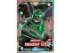 Gear No: sh1fr117  Name: Batman Trading Card Game (French) Série 1 - #117 Malveillant Paradémon Vert