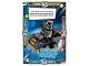 Gear No: sh1fr118  Name: Batman Trading Card Game (French) Série 1 - #118 Mighty Micros Batman
