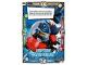 Gear No: sh1fr122  Name: Batman Trading Card Game (French) Série 1 - #122 Mighty Micros Power Batman