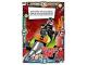 Gear No: sh1fr128  Name: Batman Trading Card Game (French) Série 1 - #128 Mighty Micros Bane