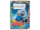 Gear No: sh1fr129  Name: Batman Trading Card Game (French) Série 1 - #129 Mighty Micros Capitaine Cold