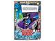Gear No: sh1fr130  Name: Batman Trading Card Game (French) Série 1 - #130 Mighty Micros Bizarro
