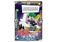 Gear No: sh1fr134  Name: Batman Trading Card Game (French) Série 1 - #134 Mighty Micros Le Joker