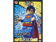 Gear No: sh1plLE4  Name: Batman Trading Card Game (Polish) Series 1 - LE4 Superman Edycja Limitowana Card