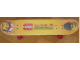 Gear No: skateboard  Name: Skateboard, Human Size Promotional - LEGO Insel 2
