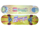 Gear No: skateboard2  Name: Skateboard, Human Size Promotional - LEGO Island 2