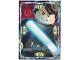 Gear No: sw1de006xxl  Name: Star Wars Trading Card Game (German) Series 1 - #  6 Jedi Anakin Skywalker Card (Oversize XXL Card)