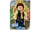 Gear No: sw1de010  Name: Star Wars Trading Card Game (German) Series 1 - # 10 Schmuggler Han Solo Card