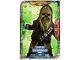 Gear No: sw1de015  Name: Star Wars Trading Card Game (German) Series 1 - # 15 Starker Chewbacca Card