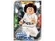Gear No: sw1de019  Name: Star Wars Trading Card Game (German) Series 1 - # 19 Prinzessin Leia Organa Card