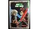 Gear No: sw1de184  Name: Star Wars Trading Card Game (German) Series 1 - #184 Anakin vs Count Dooku Card