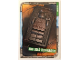 Gear No: sw1de192  Name: Star Wars Trading Card Game (German) Series 1 - #192 Han Solo in Karbonit Card