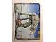 Gear No: sw1de222  Name: Star Wars Trading Card Game (German) Series 1 - #222 AT-AT Card