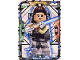 Gear No: sw1plLE7  Name: Star Wars Trading Card Game (Polish) Series 1 - LE7 Dzielna Rey Card