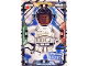 Gear No: sw1plLE9  Name: Star Wars Trading Card Game (Polish) Series 1 - LE9 Zamyślony FN-2187 Card