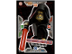 Gear No: sw2deLE12  Name: Star Wars Trading Card Game (German) Series 2 - LE12 Imperator Palpatine Limited Edition Card