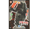 Gear No: sw2deLE2  Name: Star Wars Trading Card Game (German) Series 2 - LE2 Darth Vader Limited Edition Card