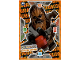 Gear No: sw2deLE7xxl  Name: Star Wars Trading Card Game (German) Series 2 - LE7 Chewbacca Limited Edition Card (Oversize XXL Card)