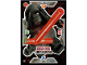 Gear No: sw2deLE8  Name: Star Wars Trading Card Game (German) Series 2 - LE8 Kylo Ren Limited Edition Card