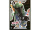 Gear No: sw2deLE9  Name: Star Wars Trading Card Game (German) Series 2 - LE9 Boba Fett Limited Edition Card