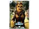 Gear No: sw2en015  Name: Star Wars Trading Card Game (English) Series 2 - #15 Loyal Chewbacca Card