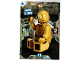 Gear No: sw2en025  Name: Star Wars Trading Card Game (English) Series 2 - #25 Funny C-3PO Card
