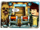 Gear No: sw2en122  Name: Star Wars Trading Card Game (English) Series 2 - #122 Chewie's Joke Card